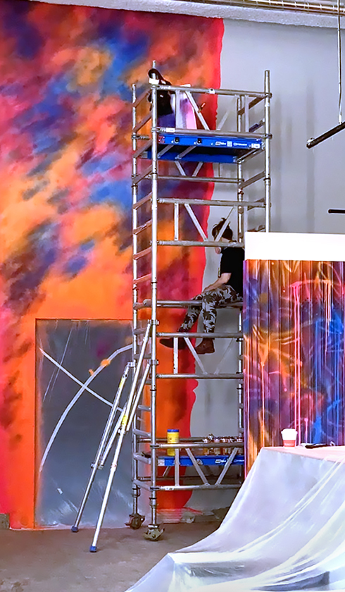 KBX_WATERLOO_BULLETONASTRING_2021_FOLIO_studio_exterior_wall_scaffold_wip1